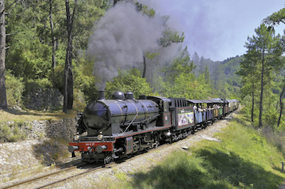 Cevennes Steam Train